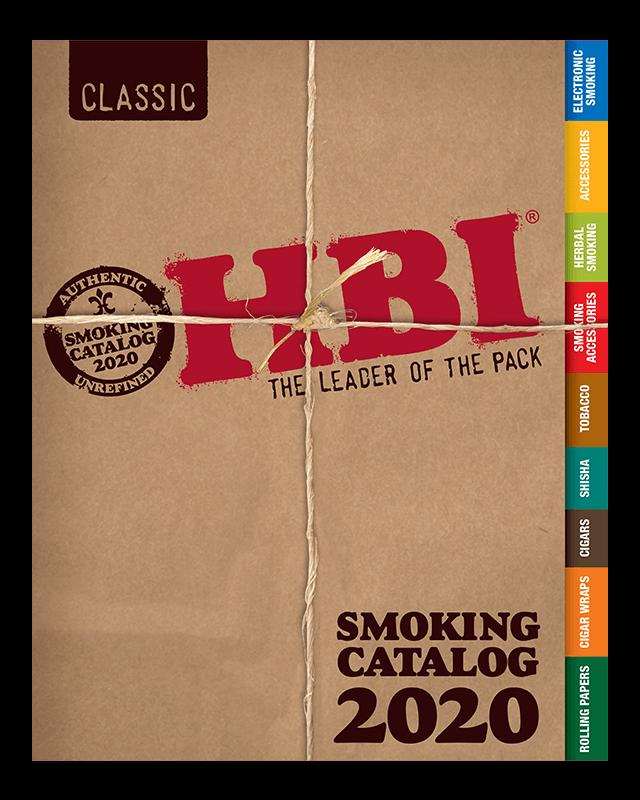 HBI SMOKING CATALOG 2020 Cover